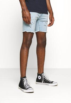 CHAPZ  - Denim shorts - blue