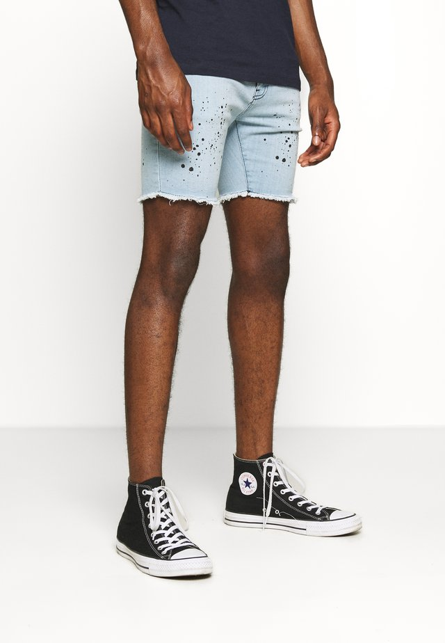 CHAPZ  - Denim shorts - blue