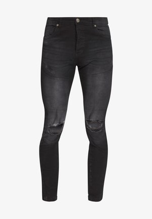 PITT - Jeans Skinny Fit - black denim