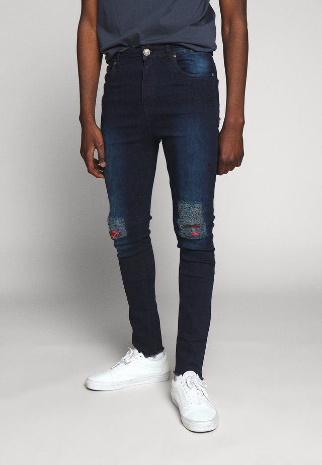 DOGO - Jeans slim fit - indigo blue