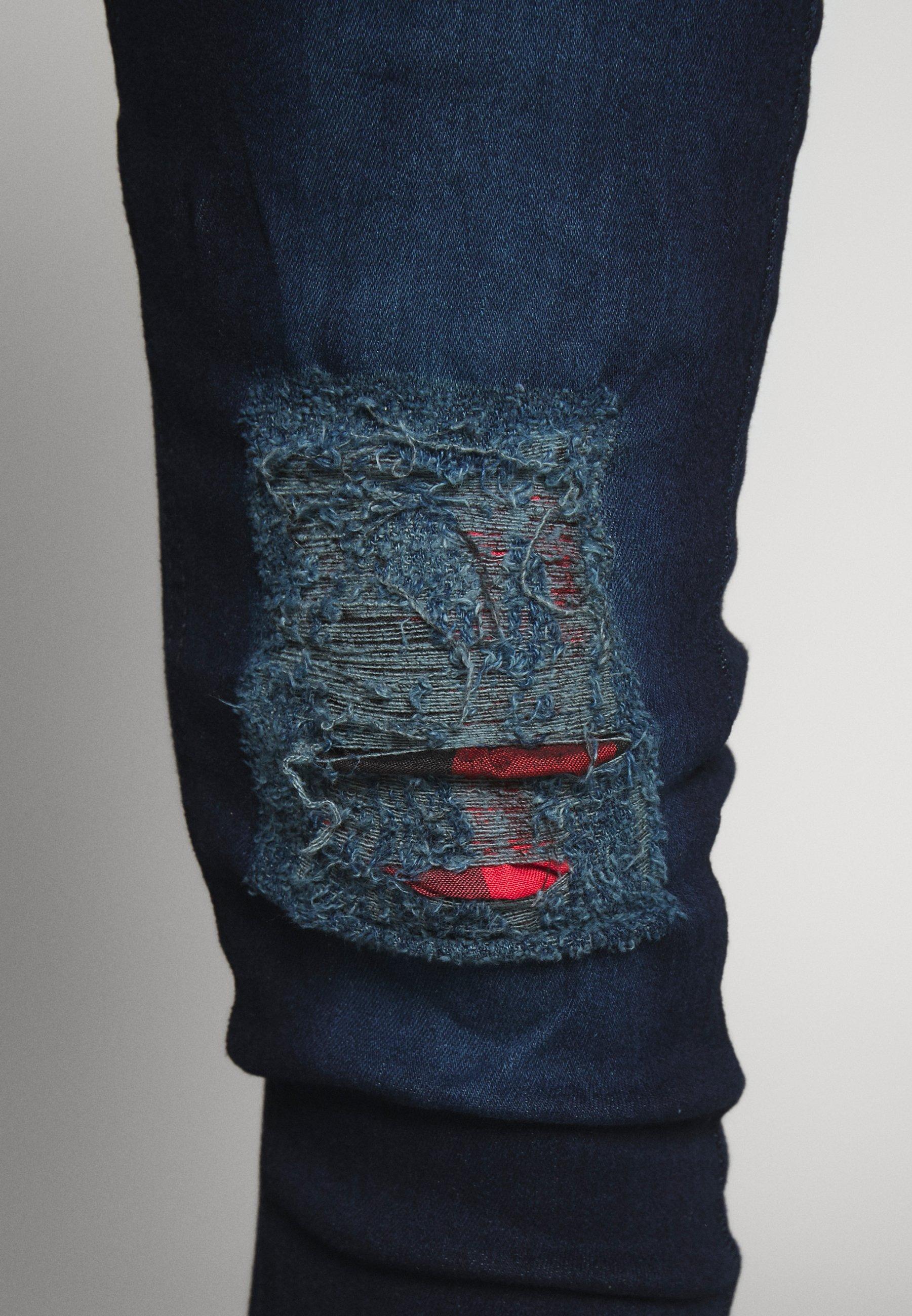 Nominal Dogo - Jeans Slim Fit Indigo Blue