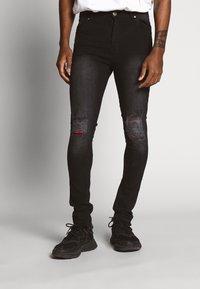 Nominal - DOGO - Slim fit jeans - black - 0