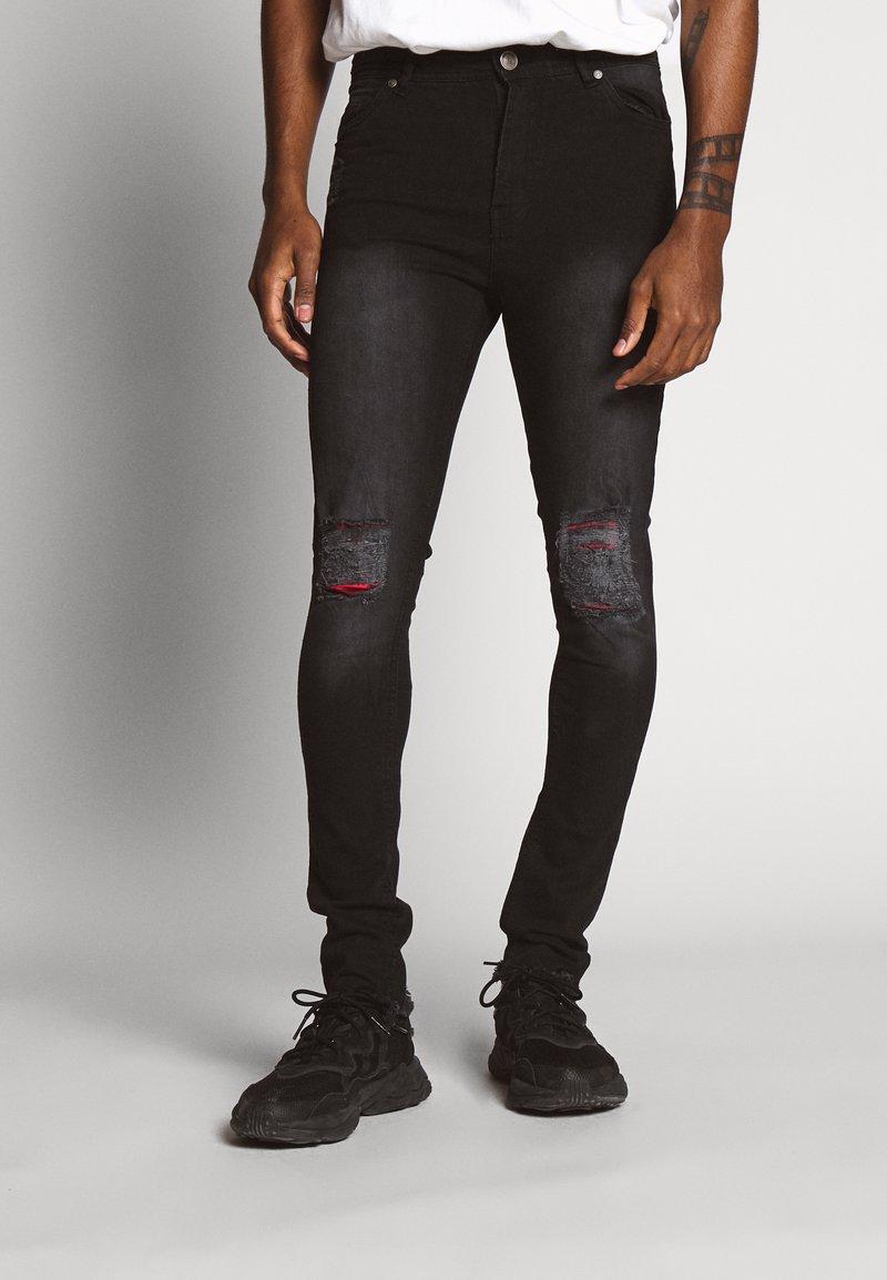 Nominal - DOGO - Slim fit jeans - black