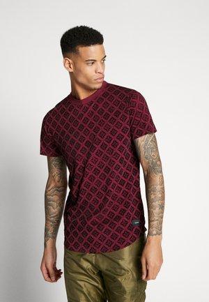 SAMUEL - T-shirt print - black