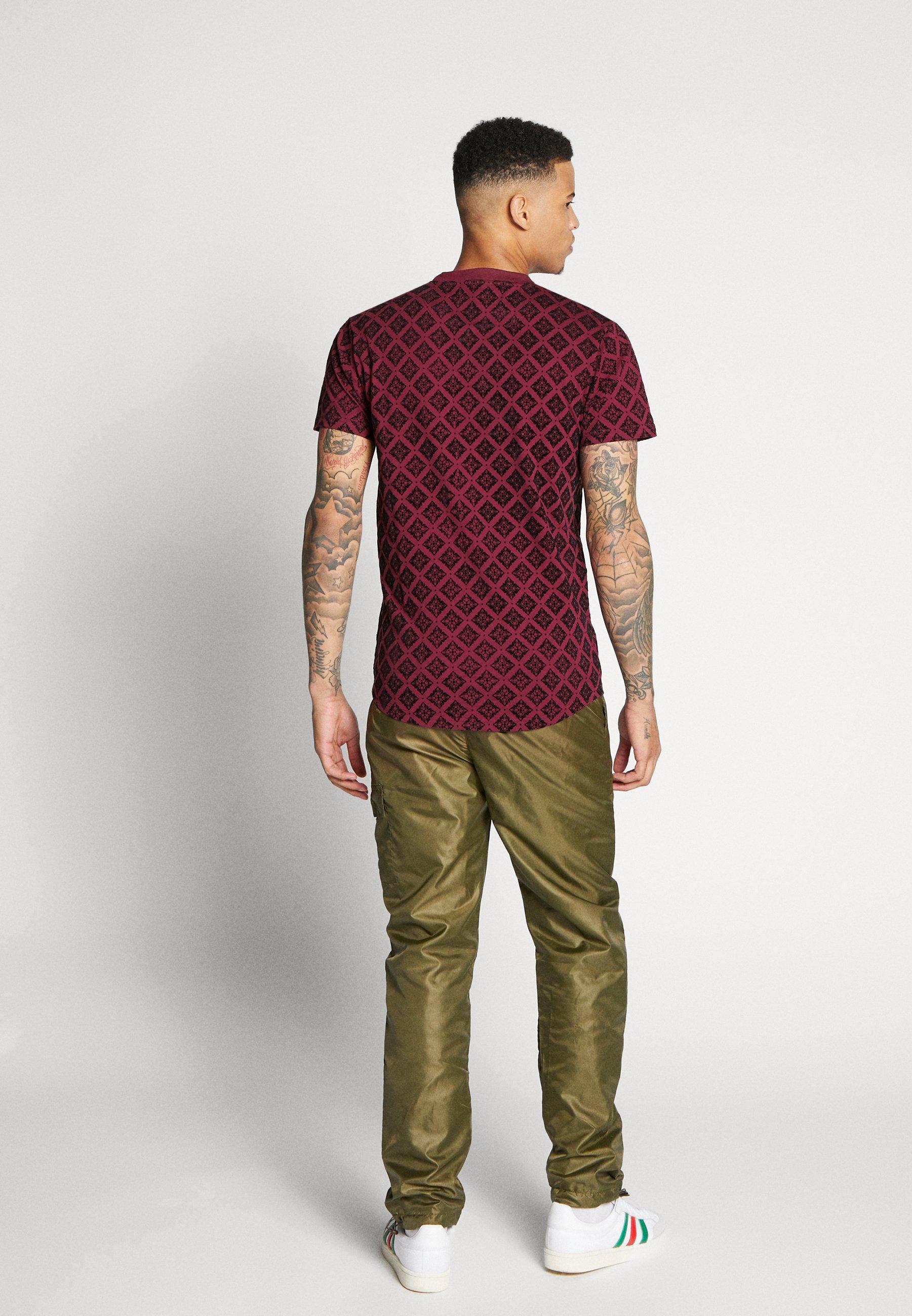 Nominal Samuel - T-shirt Imprimé Black