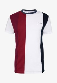 Nominal - LIME - Print T-shirt - burgundy - 3
