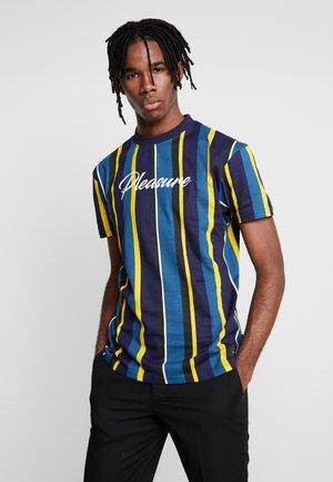 AXE - T-shirt print - navy