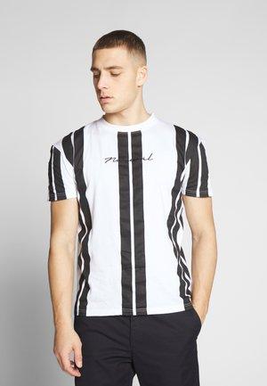 RIO TEE - Camiseta estampada - white