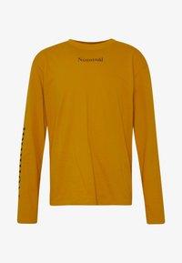 Nominal - REGRETS - Långärmad tröja - mustard - 3