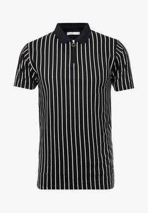FAYYUM - Poloshirt - black