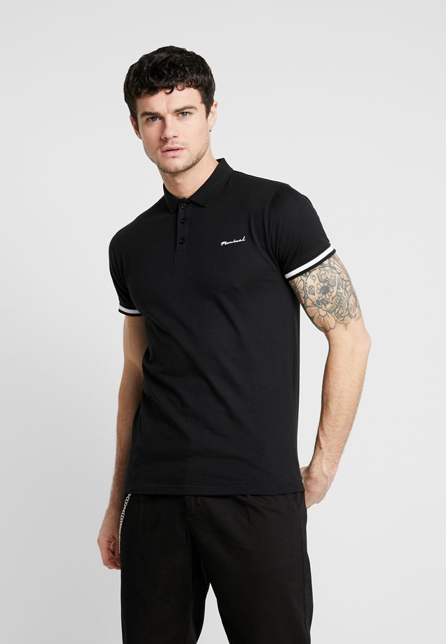 BABOL  - Polo shirt - black