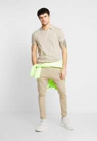Nominal - FOSTER  - Polo shirt - sand - 1
