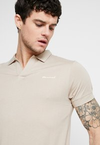 Nominal - FOSTER  - Polo shirt - sand - 3
