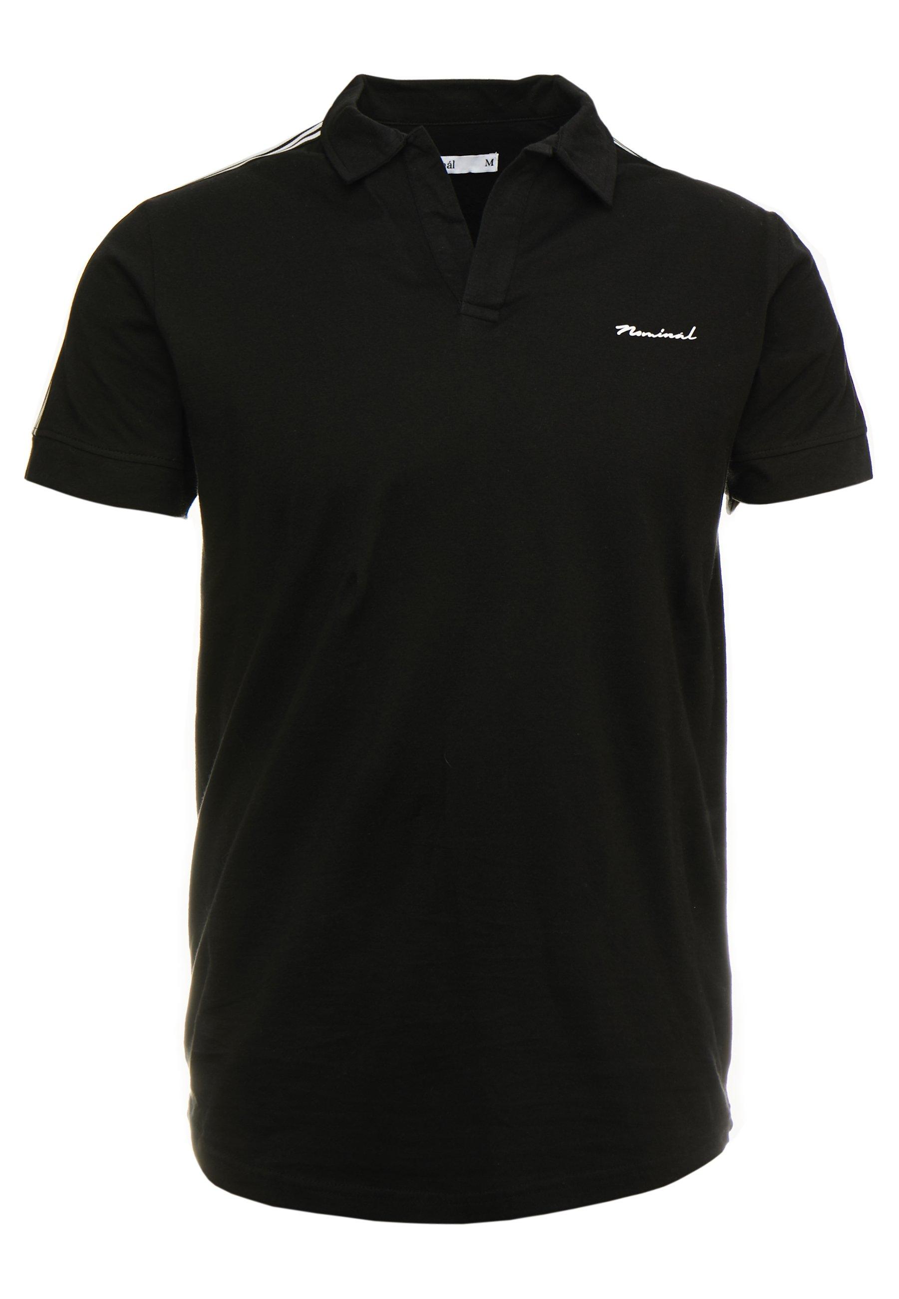 Nominal Foster - Poloshirt Black
