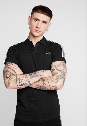 FOSTER - Polo shirt - black