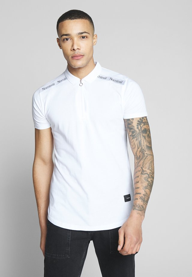 NOAH - Koszulka polo - white