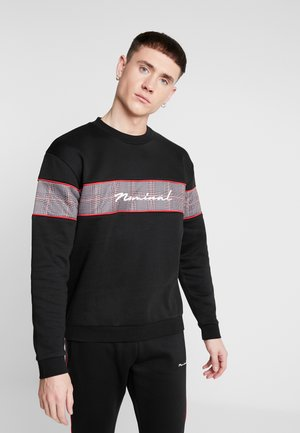 GRESHAM CREW - Sweater - black