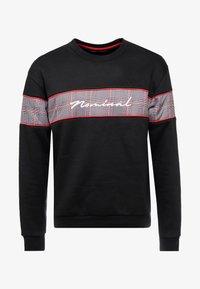 Nominal - GRESHAM CREW - Sweater - black - 4