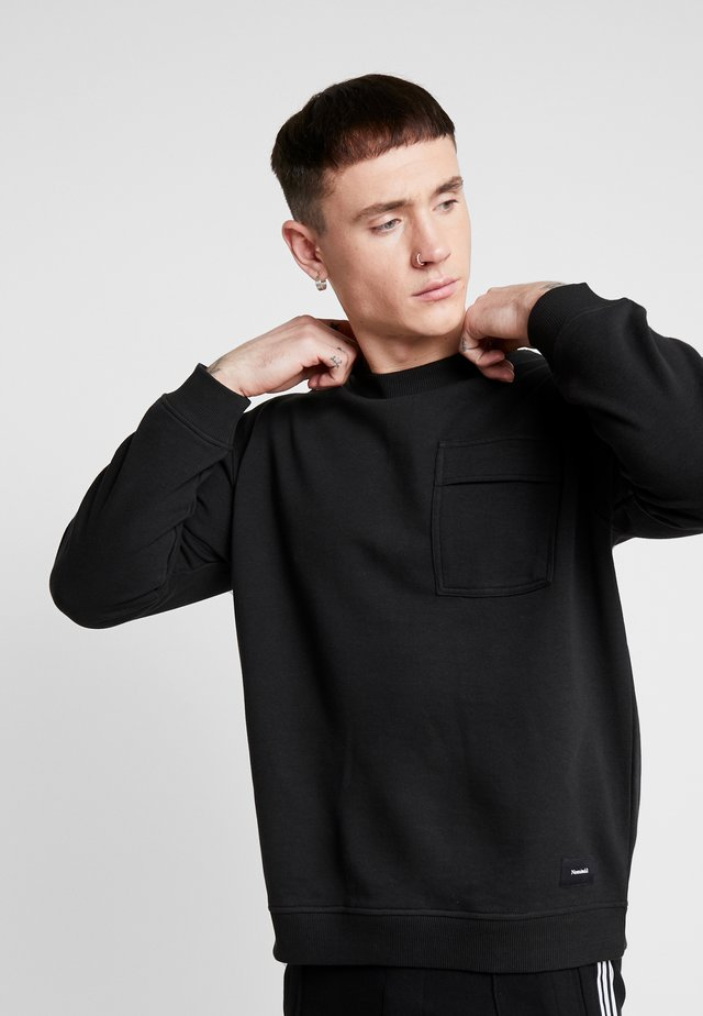 PERRY CREW - Sweatshirt - black
