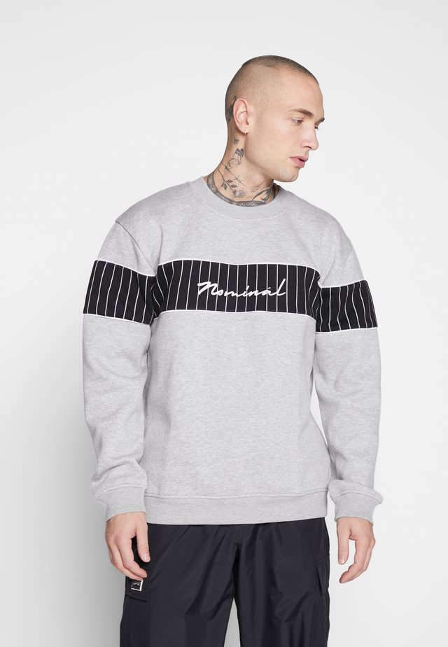 GRESHAM CREW - Sweatshirt - heather grey