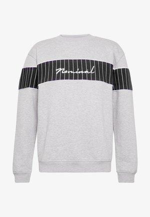 GRESHAM CREW - Sweatshirt - heather grey