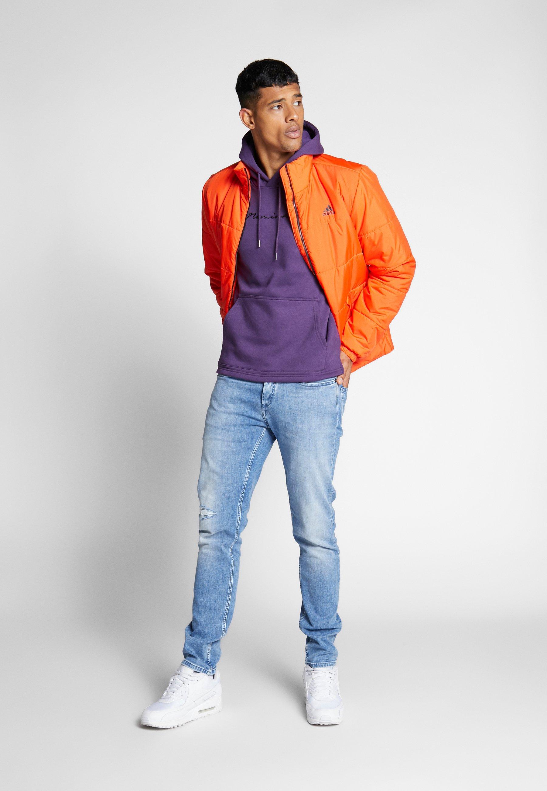 Nominal Archer Hood - Sweat À Capuche Purple