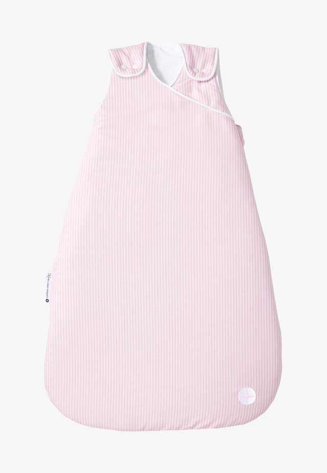 Soveposer - pink