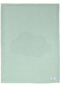 Nordic coast company - Baby blanket - grey - 1