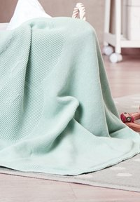 Nordic coast company - Baby blanket - grey - 4