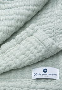 Nordic coast company - Baby blanket - light grey - 5