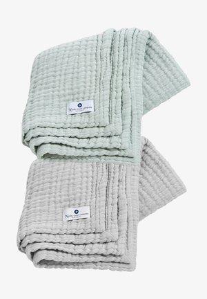 Baby blanket - light grey