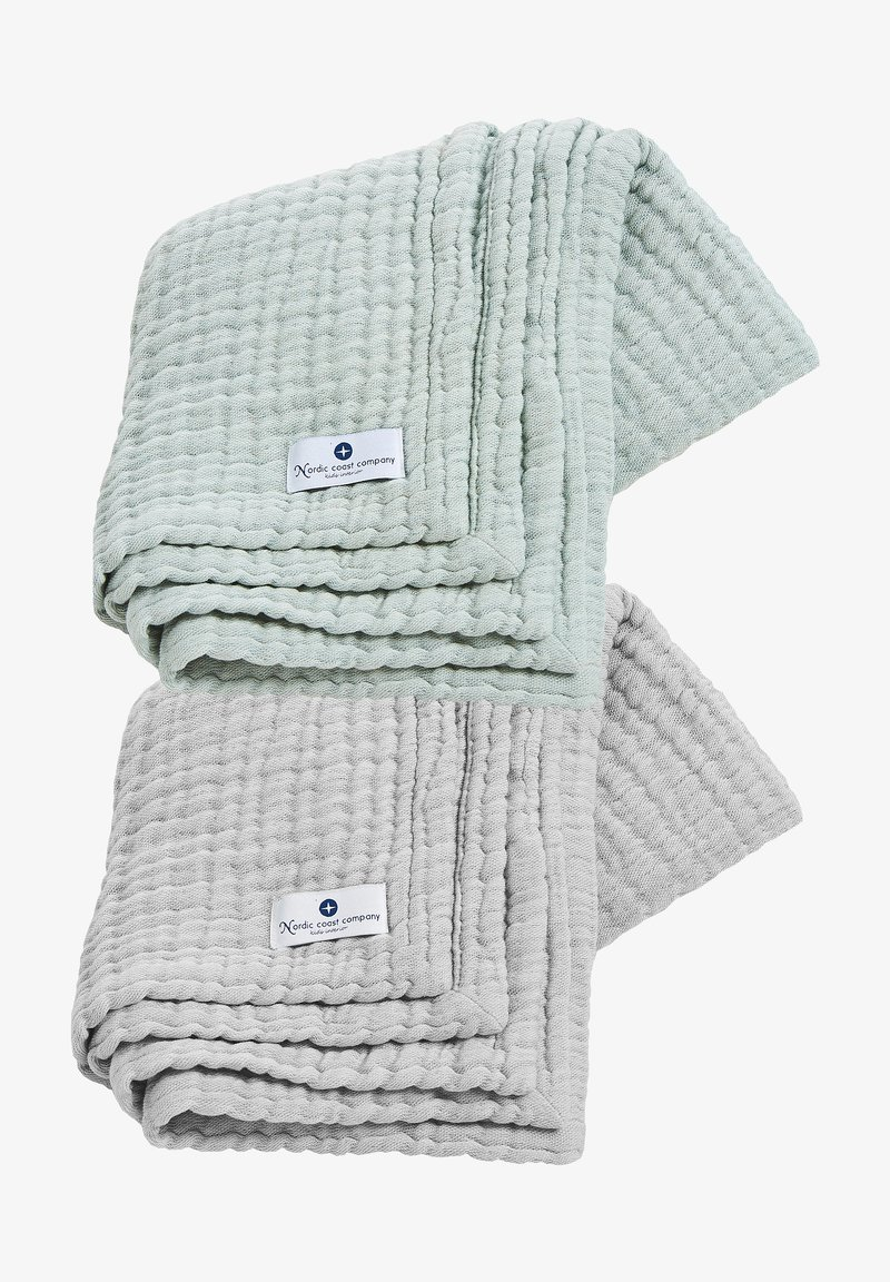 Nordic coast company - Baby blanket - light grey