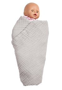 Nordic coast company - Baby blanket - light grey - 1