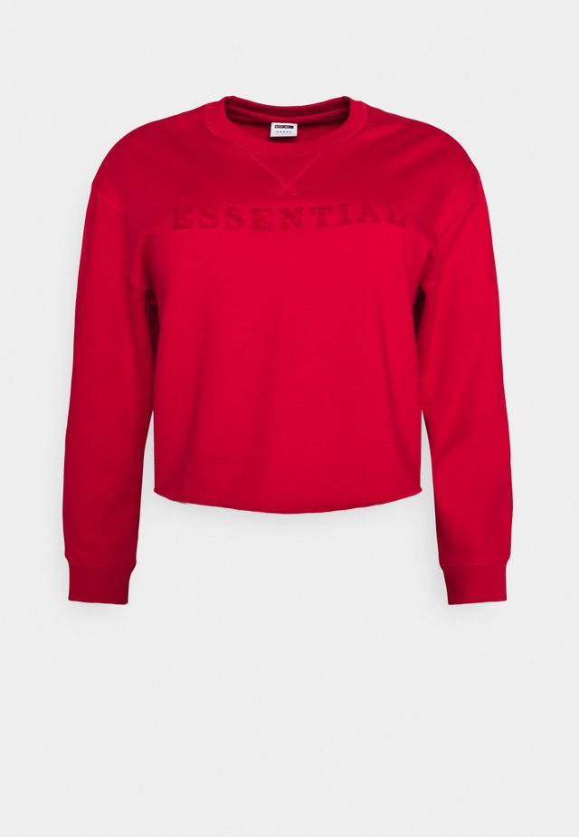 NMANTON - Sweater - haute red
