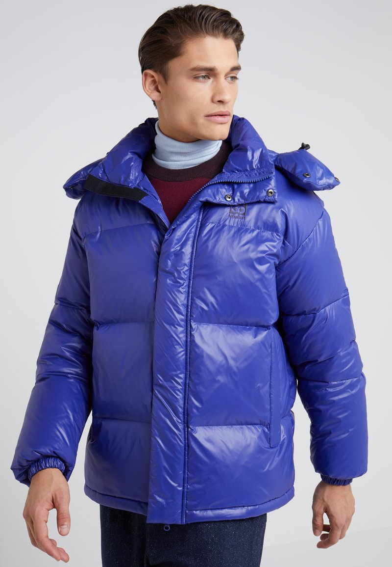 66 North - DYNGJA JACKET - Daunenjacke - indigo night
