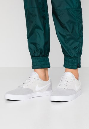 CHECK SOLAR - Sneakers laag - wolf grey/white/vast grey/black