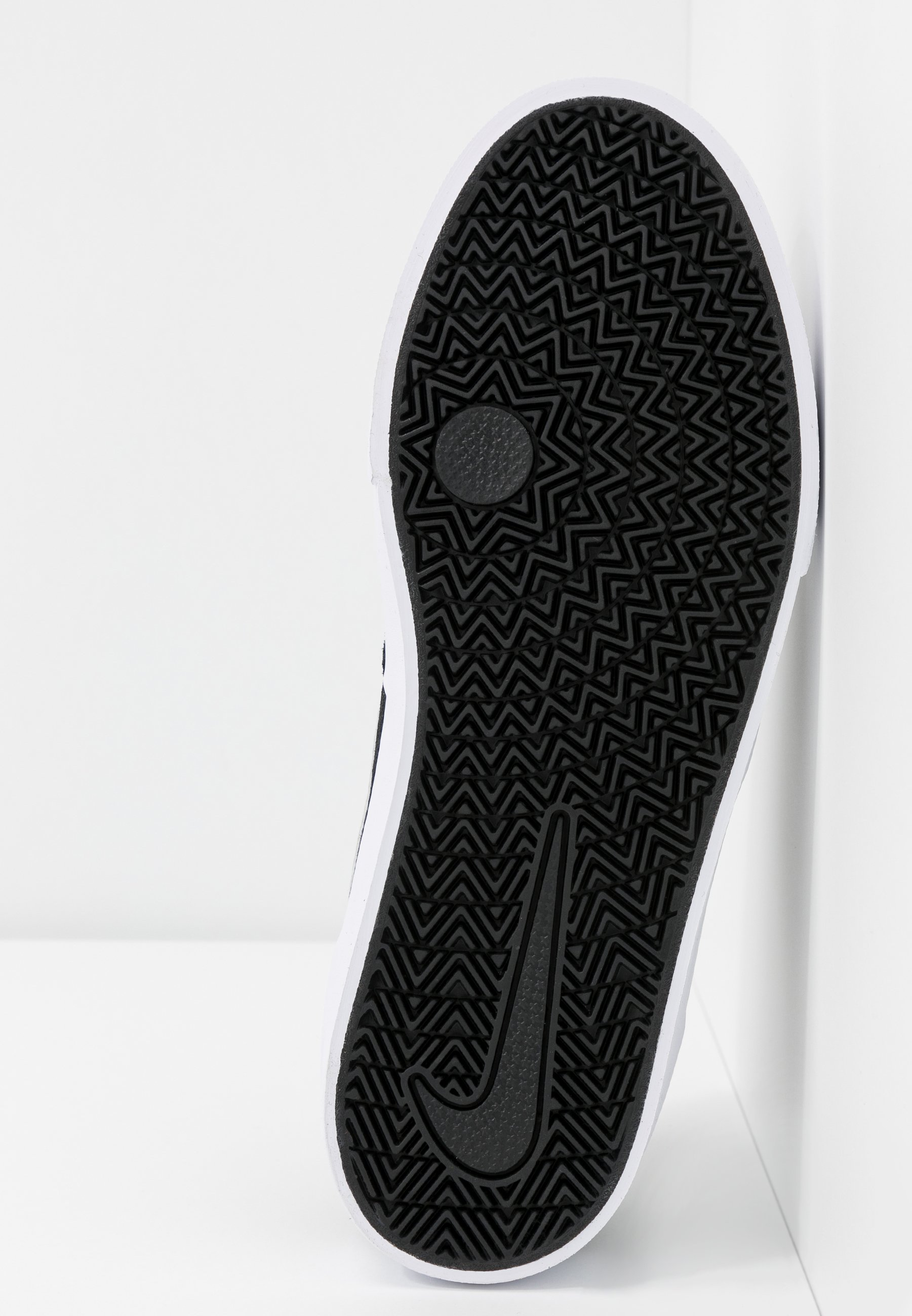 Nike Sb Charge - Baskets Basses Black/white