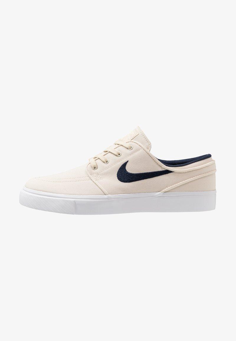 Nike SB - ZOOM STEFAN JANOSKI - Zapatillas - light cream/obsidian/white