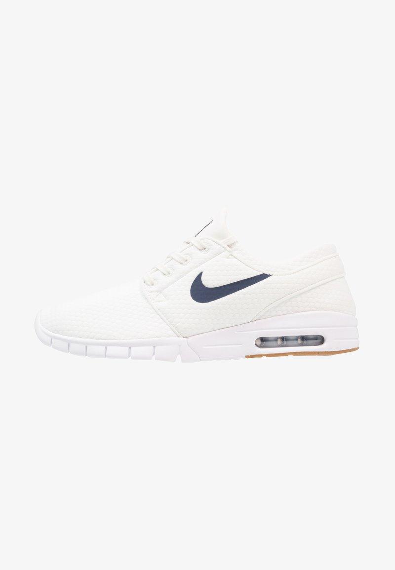 Nike SB - STEFAN JANOSKI MAX - Trainers - summit white/thunder blue/medium brown/white