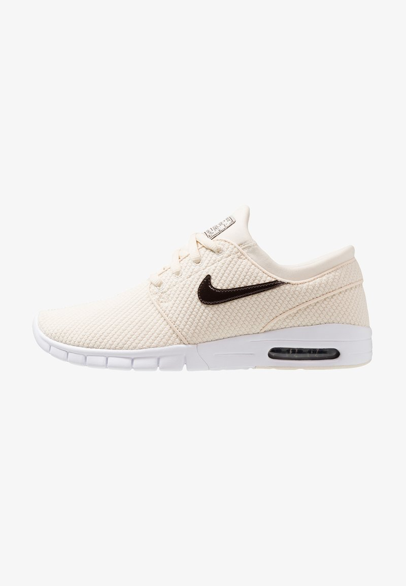 Nike SB - STEFAN JANOSKI MAX - Zapatillas - light cream/brown/white