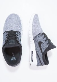 Nike SB - STEFAN JANOSKI MAX - Sneakers laag - white/black/dark grey - 1