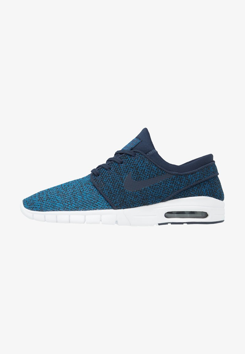 Nike SB - STEFAN JANOSKI MAX - Sneaker low - industrial blue/obsidian/photo blue
