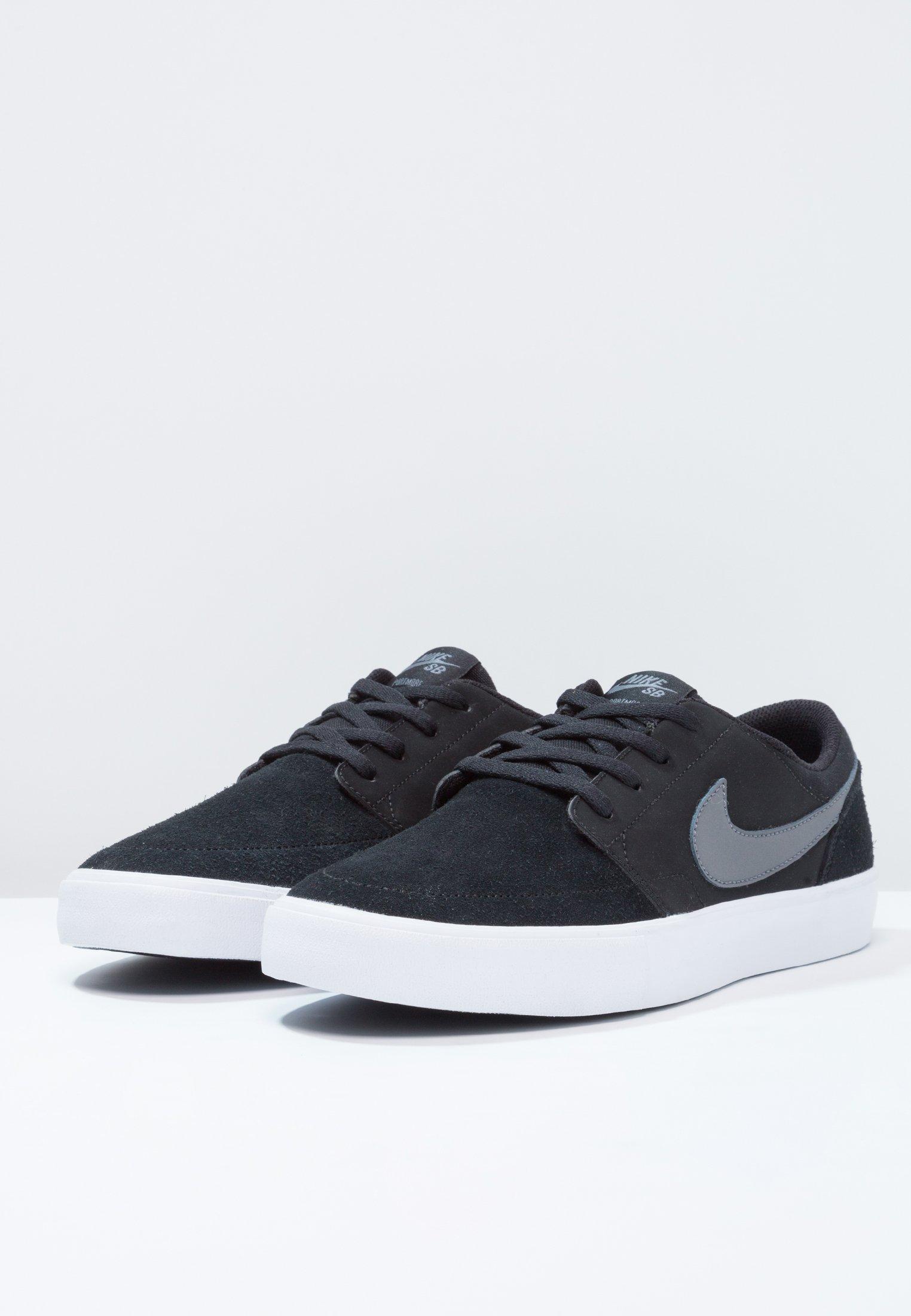 Nike SB Portmore II Solar Skate Shoes