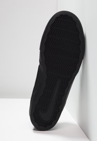 Nike SB - PORTMORE II SOLAR - Skateschoenen - black/gunsmoke - 4