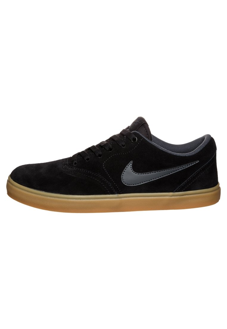 CHECK SOLARSOFT Chaussures de skate blackanthracite
