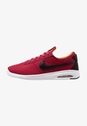 AIR MAX BRUIN VPR TXT - Sneakers - red crush/black/white/yellow ochre