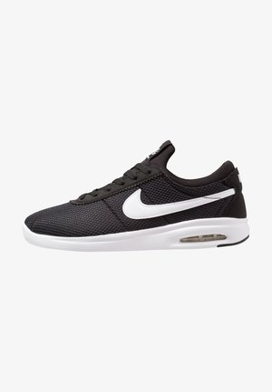 AIR MAX BRUIN VPR TXT - Sneaker low - black/white