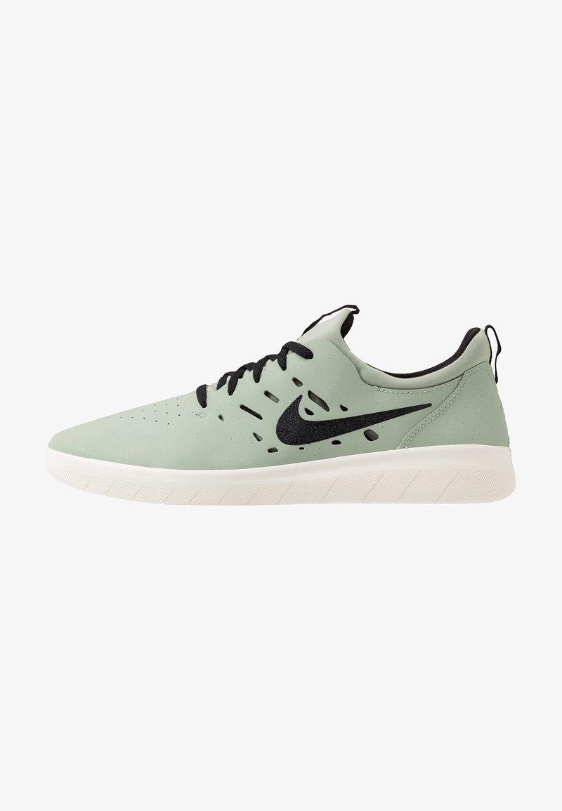 Nike SB - NYJAH FREE - Skateschoenen - jade horizon/black/pale ivory