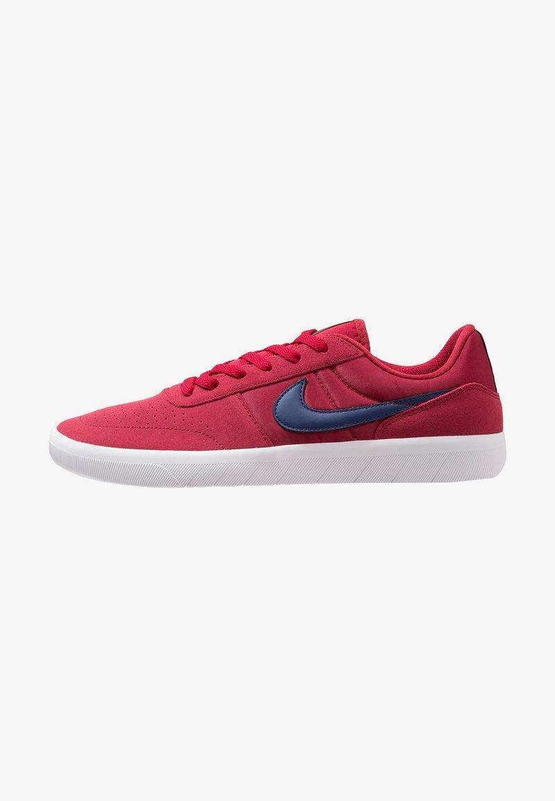 Nike SB - TEAM CLASSIC - Zapatillas skate - red crush/blue void