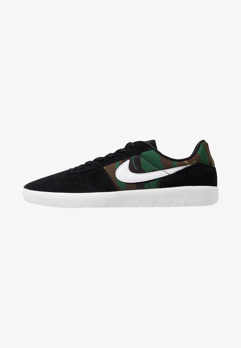 Nike SB - TEAM CLASSIC - Zapatillas - black/white